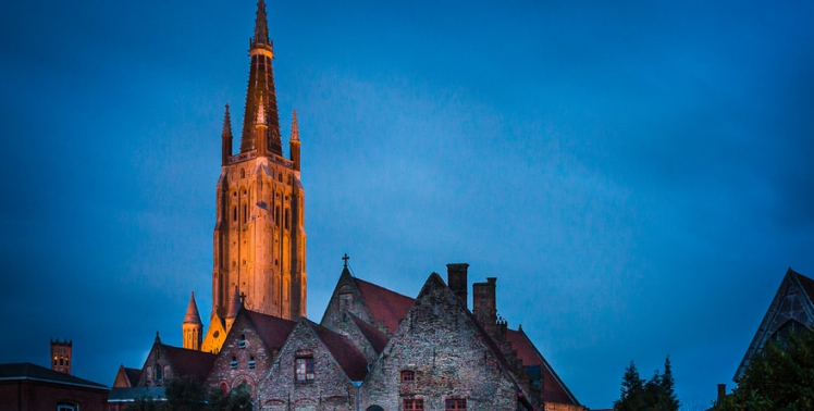 BMCC Brugge must sees kathedraal