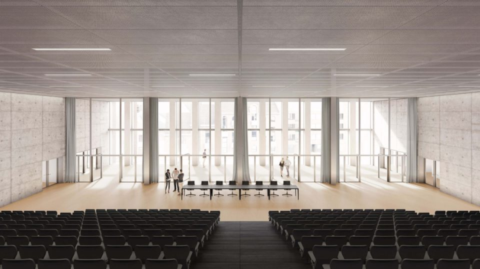 ©BMCC Brugge auditorium