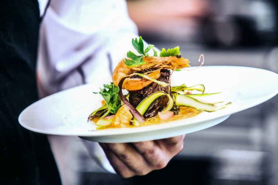 BMCC Brugge catering bord