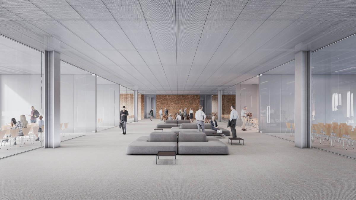 BMCC Brugge foyer beurs ©Meta architectuurbureau