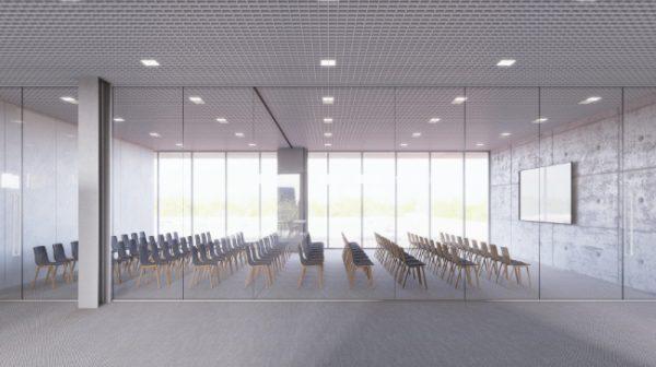BMCC Brugge vergaderzalen