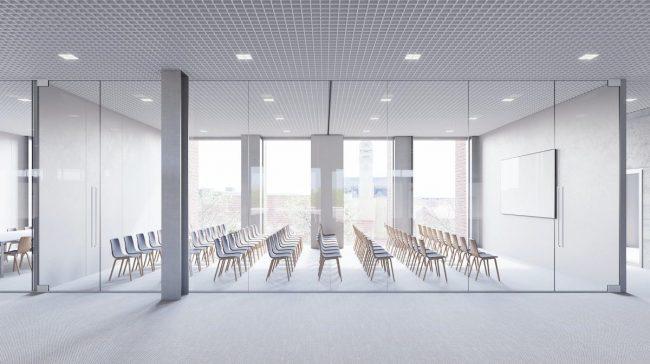 BMCC vergaderzalen 4-5 gecombineerd