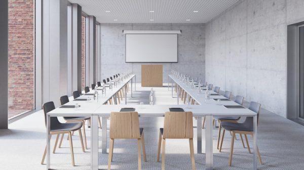©BMCC Brugge vergaderzaal boardroom opstelling break out room