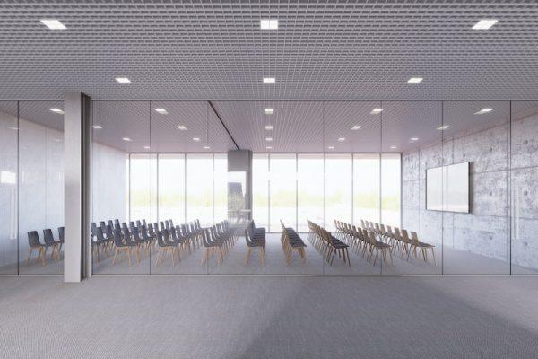 BMCC vergaderzalen 7-8 gecombineerd