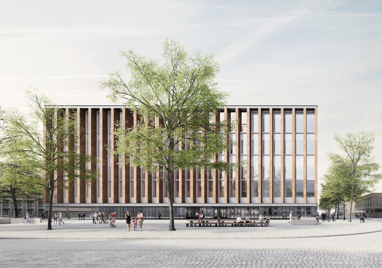 BMCC Brugge © Meta architectuurbureau