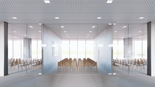 vergaderzaal 3 BMCC Brugge © Meta Architecten