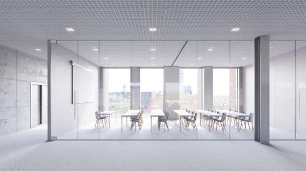 vergaderzalen 10-11 BMCC Brugge © Meta Architecten
