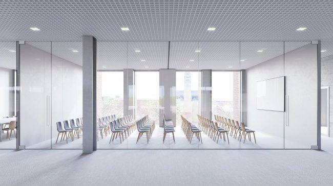 vergaderzaal 4-5 BMCC Brugge © Meta Architecten
