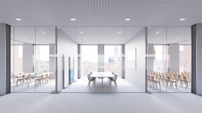 meeting room BMCC Brugge © Meta architectuurbureau