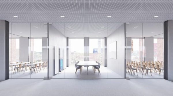 vergaderzaal 9 BMCC Brugge © Meta Architecten