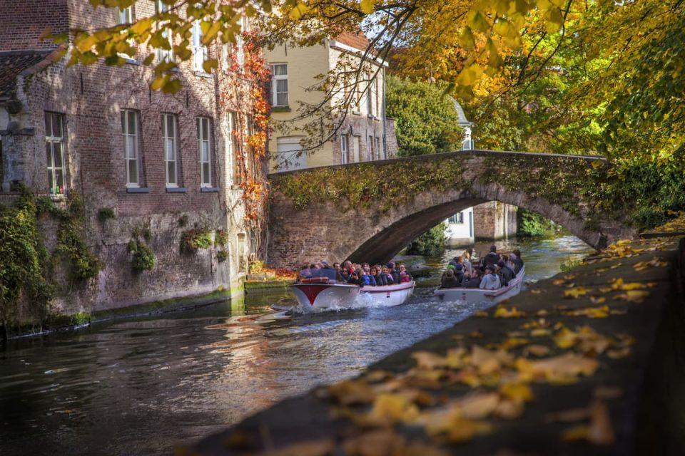 Brugge Groenerei bootjes Jan DHondt